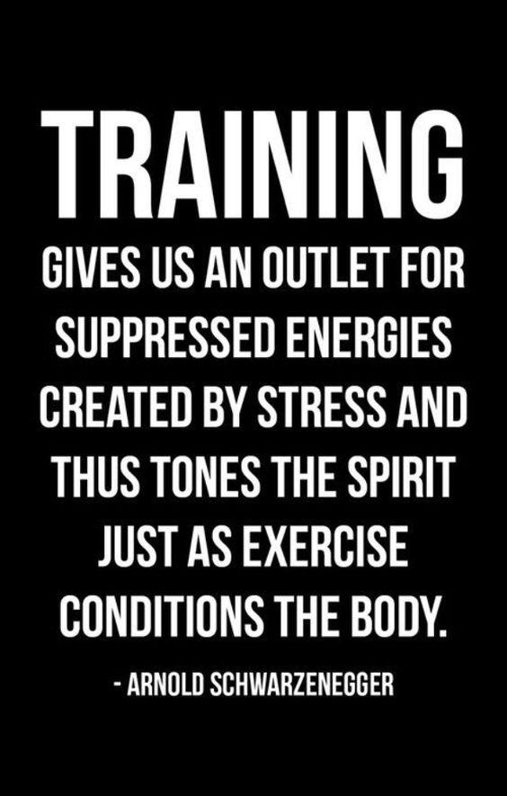 Fitness Quote - Arnold Schwarzenegger