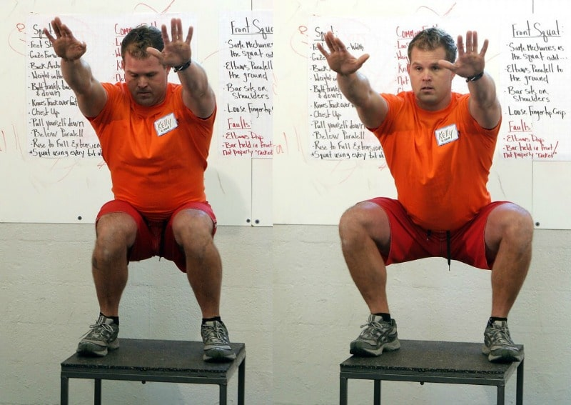 Knees In vs Knees Out During Squat