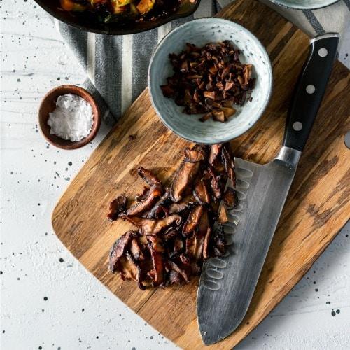 Shiitake Bacon Recipe