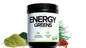Yuri Elkaim's Energy Greens